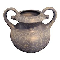 Red Wing Pottery Two Handle Vase - #721
