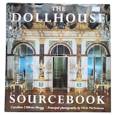 The Dollhouse Sourcebook by Caroline Clifton-Mogg
