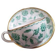 Miniature Spode Bone China Cup & Saucer
