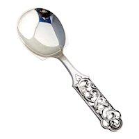 Brodrene Lohne Serving Spoon N 147 830 Standard Silver Norway