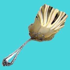 Madame Royale Cracker Scoop Durgin Sterling Silver 1897