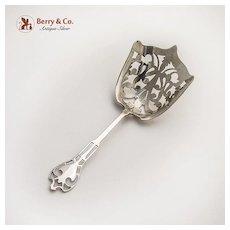 Ornate Bon Bon Spoon Sterling Silver Watson 1920