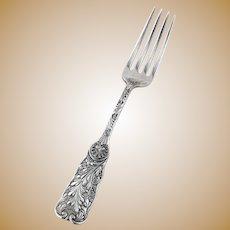 Saint Cloud Dinner Fork Sterling Silver Gorham 1885