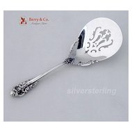 Grande Baroque Bon Bon Spoon Wallace Sterling Silver 1941
