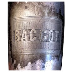 19th c. Antique Irish inscribed Baggot Family Tankard, Dublin, Ireland