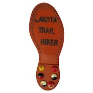 Vintage Neil Slide Lakota Trail Hiker, Boy Scout Memorablia
