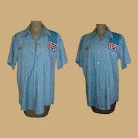 Vintage Work Shirt, Mens Pepsi Driver, Vintage USA