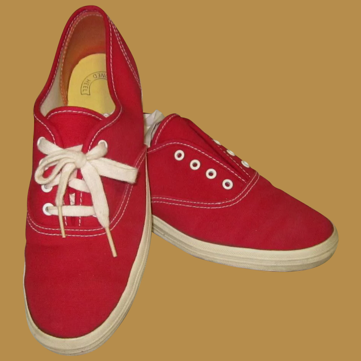 57be5986ad1 Vintage Keds Sneakers