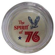 Vintage Bicentennial Ash Tray, Spirit of '76