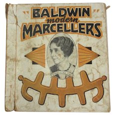 Baldwin Modern Marcellers, Wave Hair Style, 1910-20