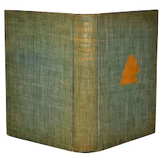 First Edition Book  In Quest of Gorillas The Darwin Press 1937