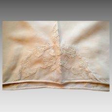 Vintage Silk Lingerie Tap Pants