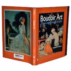 Book Boudoir Art  Icart Ablett Felix Milliere Hardy Grellet