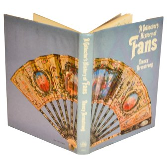 Book Collectors History of Fans 1st Edition.