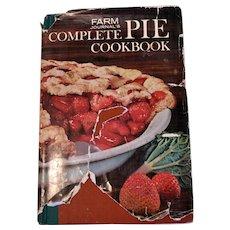 Vintage Farm Journal's Complete Pie Cookbook First Edition 1965