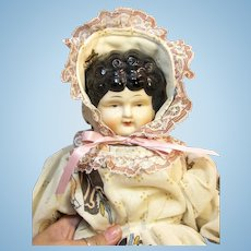 Antique China Heads (German) Doll by H & J Foulke, Inc