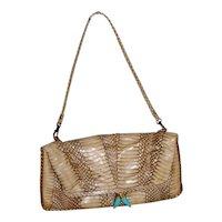 Vintage Clutch or Shoulder Handbag Purse