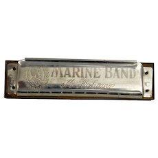 Marine Band Harmonica by M Hohner: Fun Gift