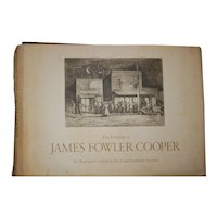 Book James Fowler Cooper SC Low Country Charleston Artist Hard Cover