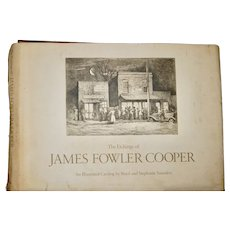 Illustrated CoffeeTable Book by Charleston Artist James Fowler Cooper
