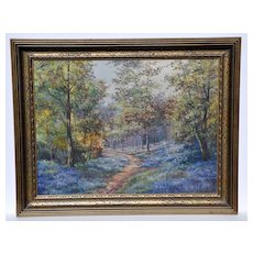 Early to Mid 20th Century Landscape Oil Painting