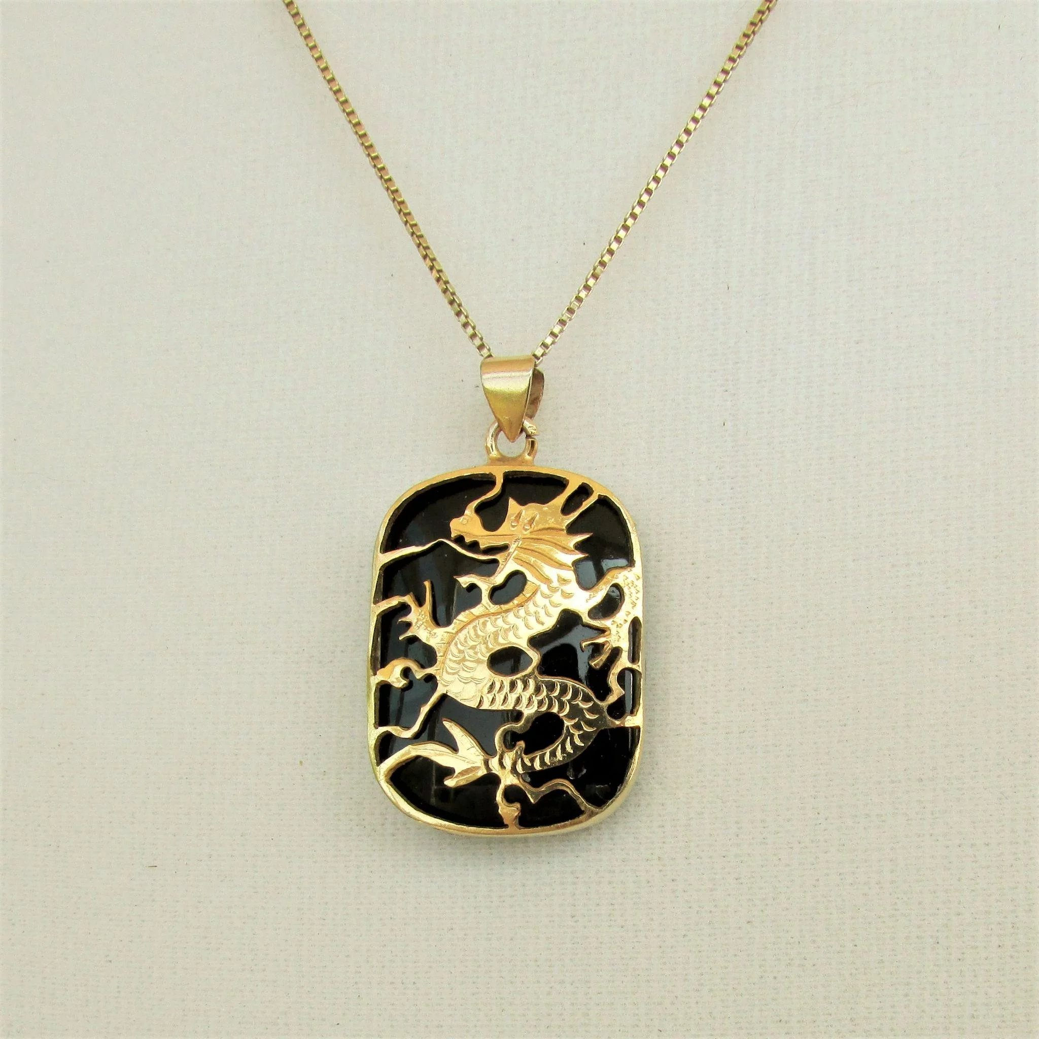 gold maggioro onyx jewelry perfect pendant white necklace