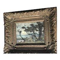 Elliott Daingerfield  allegorical painting
