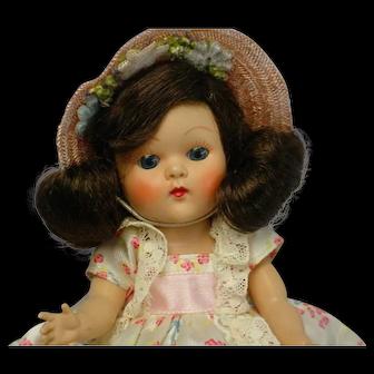 Vogue Ginny Strung Doll 1952 CHERYL Gorgeous