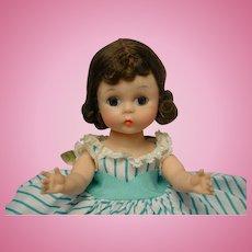 Madame Alexander-kins BKW Brunette Doll Kins Outfit ADORABLE