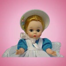 Madame Alexander-kins BKW Blonde Doll CHARMING