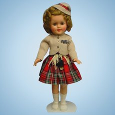 Ideal 1950's Shirley Temple ST-15 Doll