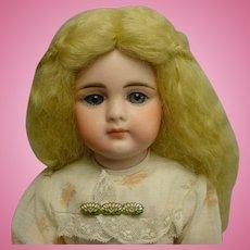 "Fantistic Antique Simon & Halbig 949 Closed Mouth Doll 12.5"""