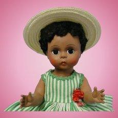 Madame Alexander-kins Strung Brunette Doll Kins Outfit