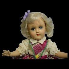 "Ideal 14"" 1949 P-90 Blonde TONI Doll"