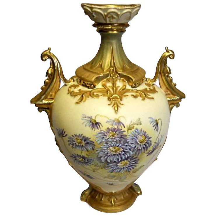 Austrian Vases Antique Vase And Cellar Image Avorcor