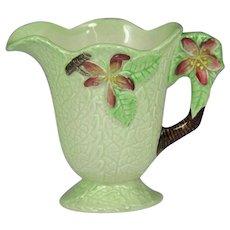 Cheerful Vintage Carlton Ware Cream Jug Apple Blossom Pattern