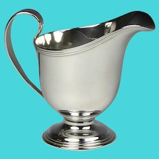 Classic Tiffany & Co. Makers Sterling Creamer