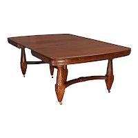 Victorian large Mahogany Dining Table