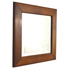 Bevel Glass Vintage Mirror