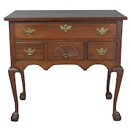 Mahogany Chippendale Low Boy