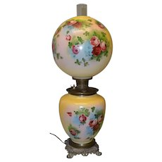 Jumbo Gone with the Wind Lamp