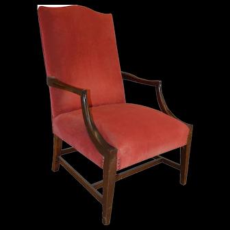 Federal Style Marlboro Arm Chair – Mahogany