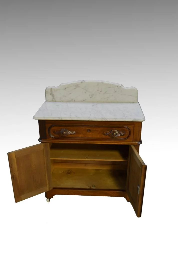 Antique 3 Three Piece Victorian Marble Top Bedroom Set Maine Antique Furniture Ruby Lane