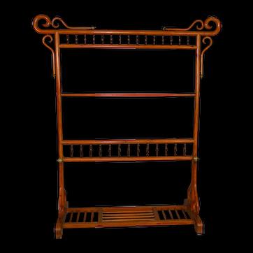 Victorian Bentwood Screen Rack – Unusual