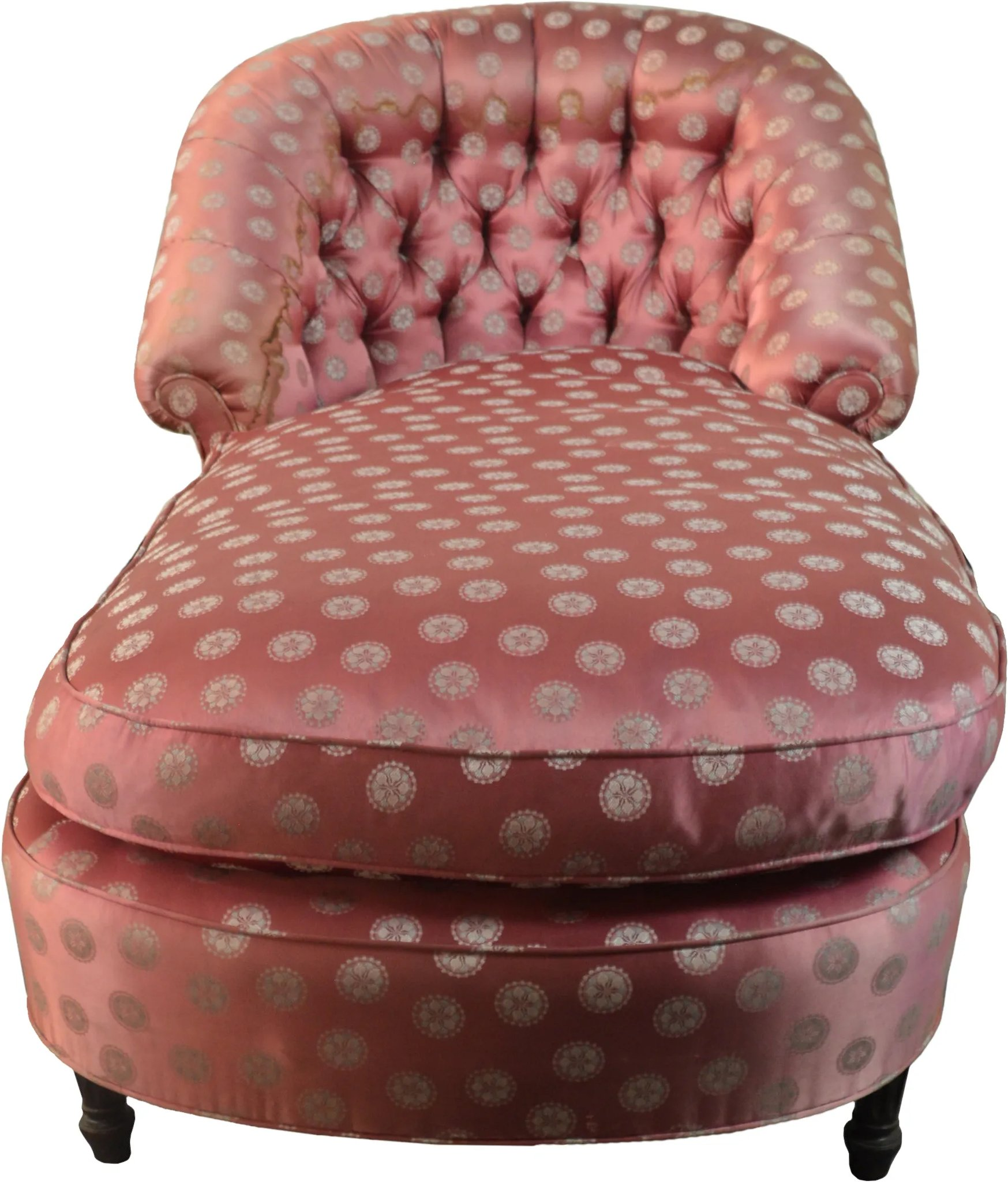 Victorian Chaise Lounge Maine Antique Furniture Ruby Lane