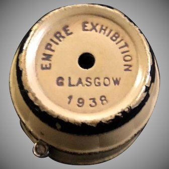 1938 Sewing Measure Tape From the Empire Exhibition, Wm Younger Co., Brewers