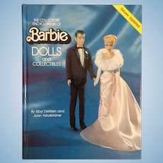 The Collectors Encyclopedia of Barbie Dolls and Collectibles by Sibyl DeWein and Joan Ashabraner