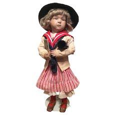 """16"""" Schoenhut Character Girl"""