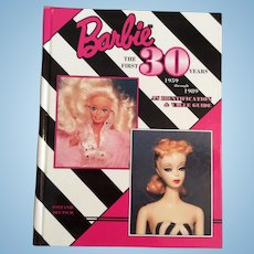 Barbie-The First 30 Years 1959 through 1989
