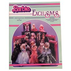 Barbie Exclusives-Identification and Values by Margo Rana
